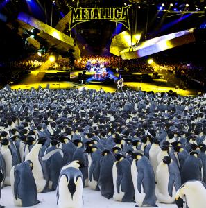 Metallica Antarctica